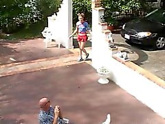 Teen Summer Fucked By Old Men