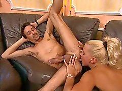 Duitse Anal Casting 02 deel 1