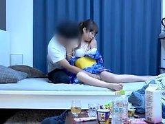 étudiant japonais serré aya inazawa baisée hardcore