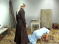 Vanhan koulukunnan BDSM navetassa