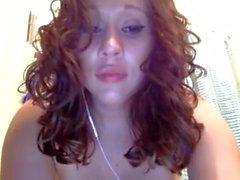 Amputee Quad Girl Mastubating Webcam
