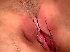 bebé primer plano fetiche nylon