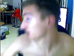 Frankriken , 2 Boys Boys ha att könsbestämma , Cumshots in Mouth ( Webbkamera )