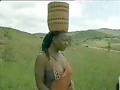 Африканского ебешь сафари на для белого мужчину