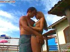 Hot Tranny Beach Seductions