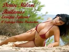 Дениз Милани - Bailamos Энрике Иглесиас
