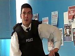 Azgın ingilizce polis oyuncaklar seviyor