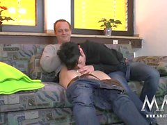 Cornea giovane Amateur interno Video tedesco coppia fare