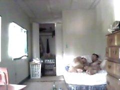 My cougar mommie en la cámara oculta