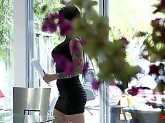 Katrina ha Jade Azione stallone nero