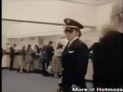 Knull i ett flygplan