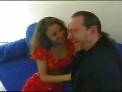 Маргарет Микулова - Teen Brunette Casting (1997)