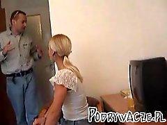 Porno polaca agradable rubia de 1 ?