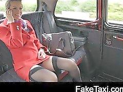 Nymfomane stewardess