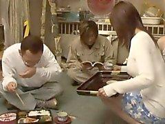 Schlag Mitsu Amai Öffentliche Toilette Schlag Mitsu Amai Öffentliche Toilette