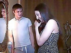 amatör amatör tjejer hanrej fan för kontanter flickvän fan främling