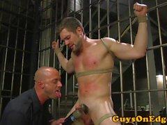 BDSM-solu pidättyi solussa ja polkotti hänet