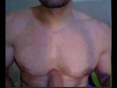 KATPET26 33cm Hahn auf Achsel und Brustwarzen