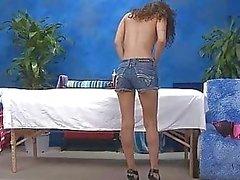 Sexy en geile 18-jarige slet