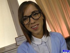 Euroteen librarian fucks old guy like a whore