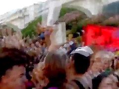 Üstsüz protesto Arjantinli kadınlar