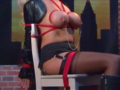 Breast Dannii Harwood Bondage Deluxe