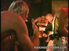 Cum Dans les coulisses du ' de Jeff Palmer a Format Raw