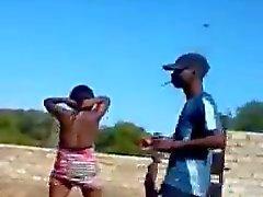 african girls dance