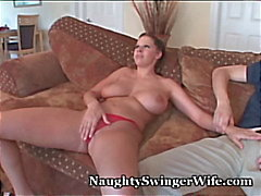 La esposa busty Loves 2 Pollas