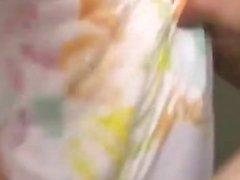 asiatique doigté poilu