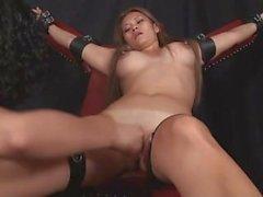 Asian tickle fetish