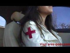 Yurizan Beltrán la enfermera Juego Punto de vista