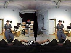 WankzVR - NYPD Blew ft Natasha Nice