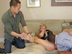 Interracial Cuckhold - Abbey Brooks