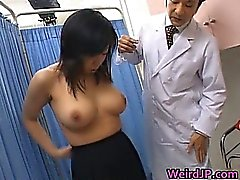 Asian models getting a perverted sex