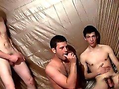 Sexy homens DO MIJO Loving Welsey e os garotos
