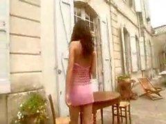 Hermosa de Italian Latina sexo exterior del bebé Actorporno asombroso Hardcore