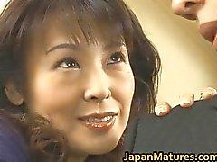 Hitomi Kurosaki volwassen Japanse vrouw