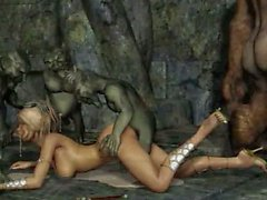 3D Avatar Sexvideo