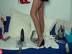 Eine Nacht in meiner la WebCam de 2 - Passion - fille allemande amateur