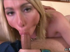 Domme tgirl Sabrina Sherman anal screwed