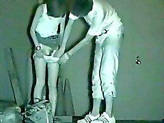 Infrarood camera voyeur openbare sex
