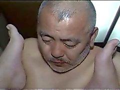 Японских зрелыми папочки