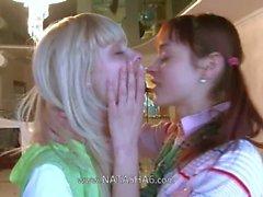 True love between belarusian lezzies