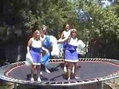 chunky cheerleaders