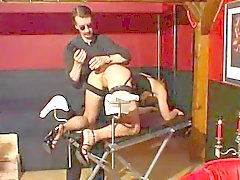 Very Hard Anal Fisting German BDSM AFM-