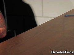 Brooke Banner du détenu Cop