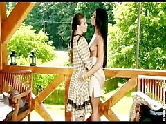 Ashley Bulgari и Ее лесбийский любитель