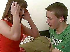 Teen is having classroom sex