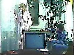 Klassieke compilatie collectie van de vintage blonde starlet Carol Connors